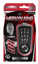 Lotki MERVYN KING soft Winmau  90% Tungsten