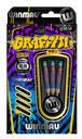 Lotki GRAFFITI 85% steel WINMAU