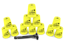 zestaw kubki  Speed Stacks  NEON YELLOW